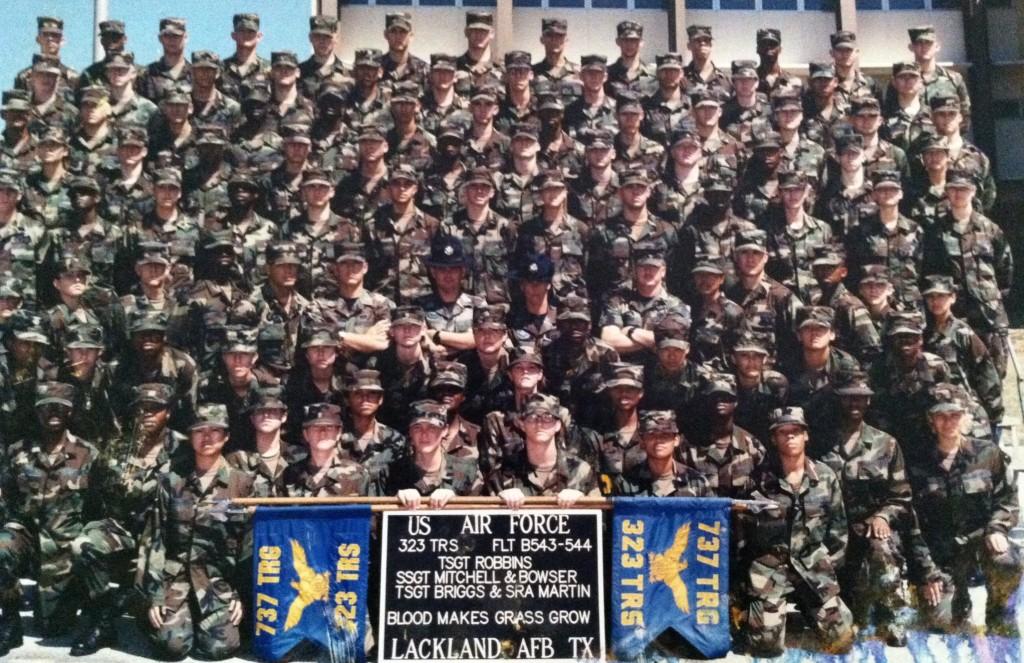 Dedrick Military pic 1