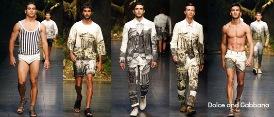 Dolce-Gabbana with words