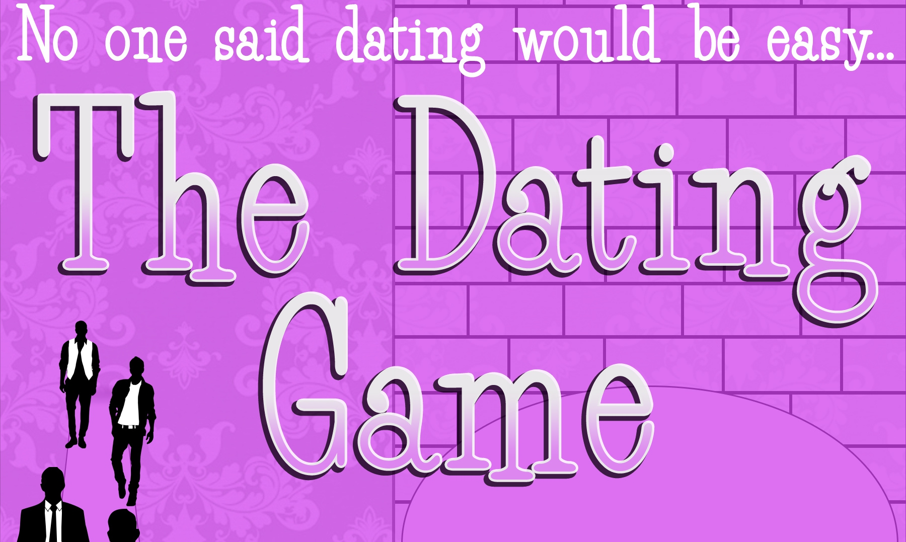type dating games