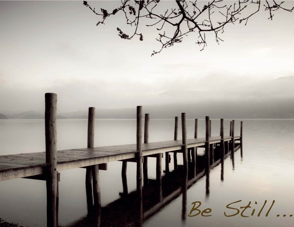 Be-Still-Logo