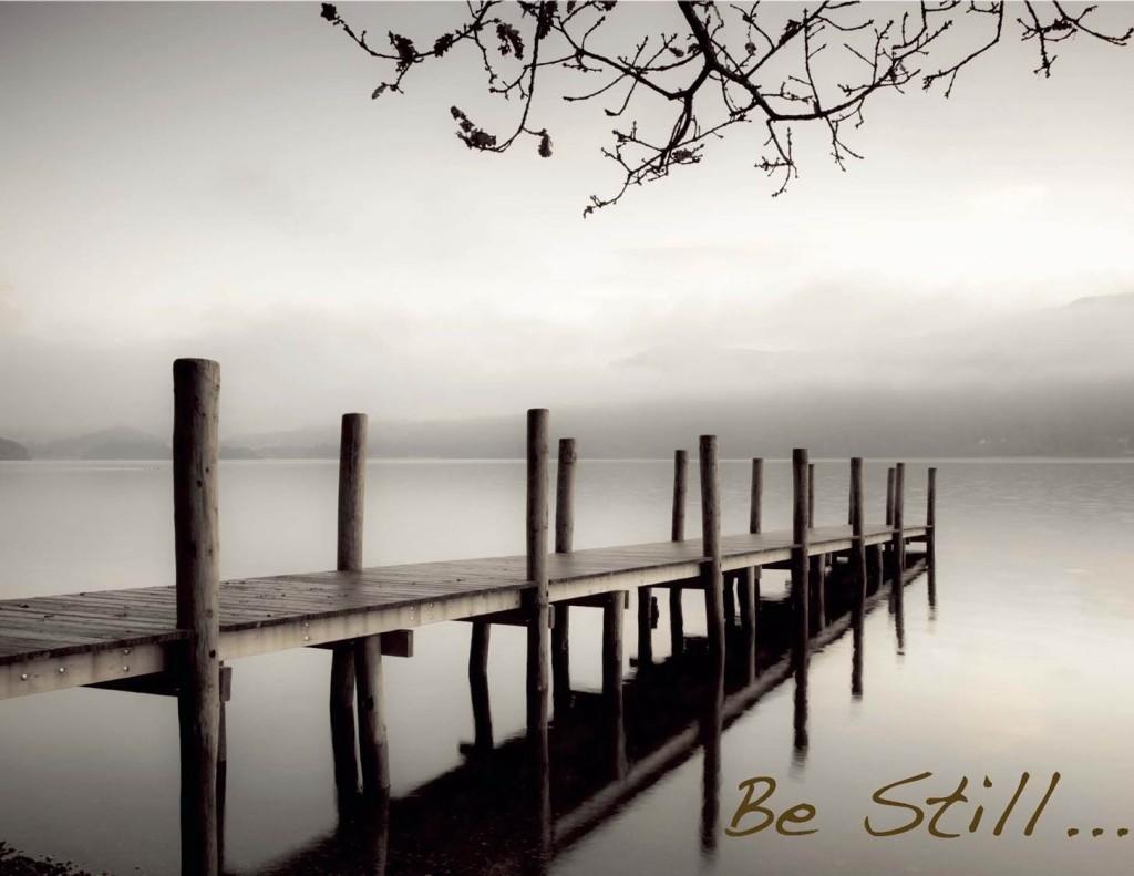 Be-Still-Logo