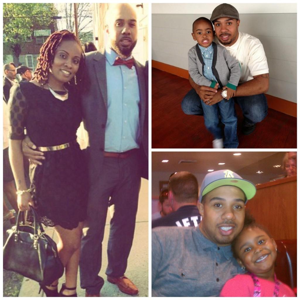 Juan and Tori family