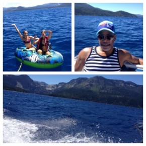 Water Day in tahoe